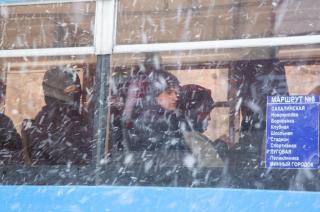 Фото: Татьяна Меель / PRIMPRESS | Пособие для владивостокцев: как не испортить себе настроение с самого утра