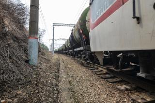 Следователи начали проверку по факту столкновения поездов в Приморье