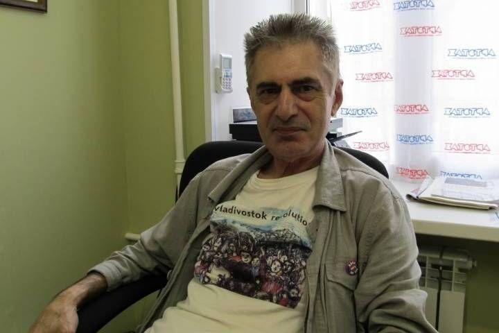 Приморский коллекционер произведений искусства выдвинут на  звание «Почетный гражданин города Владивостока»