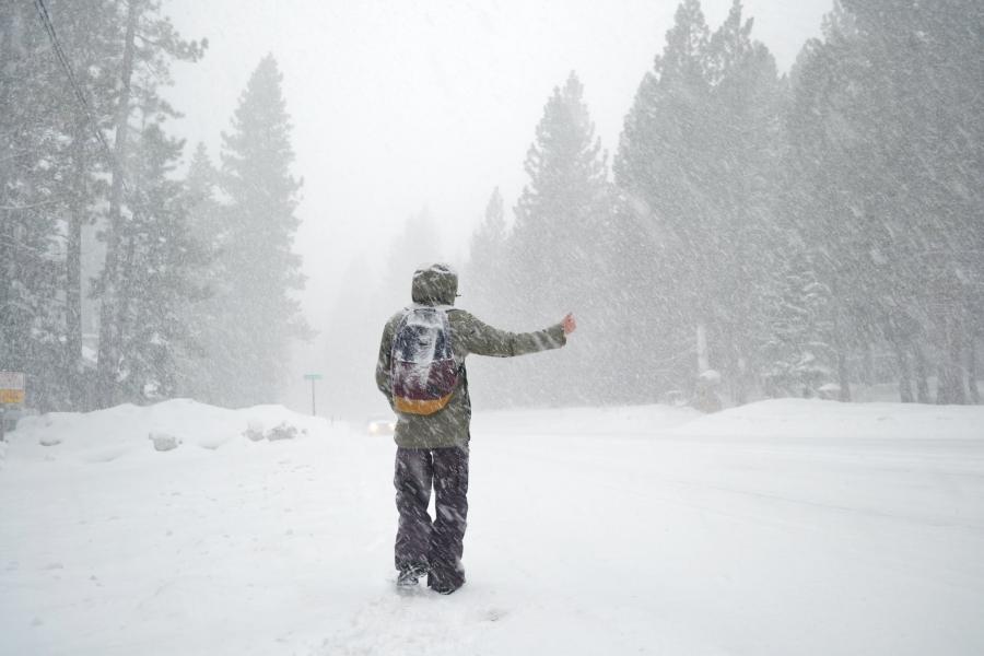 Синоптики назвали дату мощного снежно-дождевого удара во Владивостоке