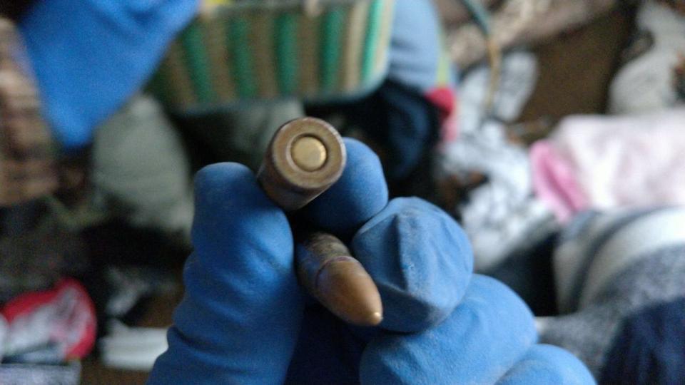 Огнестрельное оружие и боеприпасы изъяты в Приморье сотрудниками погрануправления ФСБ
