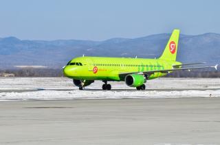 Фото: Александр Потоцкий / PRIMPRESS | Компания S7 возмущена ограничением авиасообщения с Южной Кореей