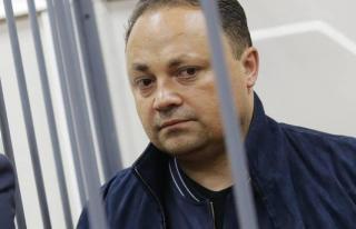 Фото: ТАСС | Игорь Пушкарев выступил на суде с последним словом