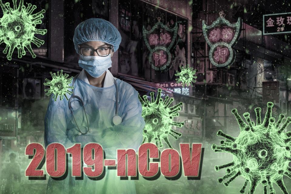 Число зараженных коронавирусом стремительно растет по всему миру