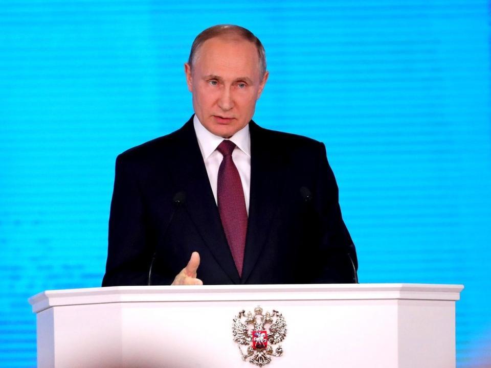 Спикер приморского парламента прокомментировал послание президента
