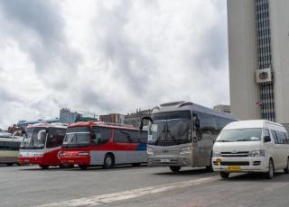 Фото: PRIMPRESS | Транспортники бьют тревогу: коронавирус оставил их без работы