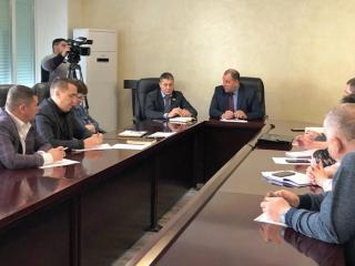 Фото: zspk.gov.ru   Депутат ЗС ПК обсудил с главами поселений одного из районов Приморья ход реализации нацпроектов