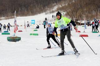 Фото: министерство физической культуры и спорта Приморья, Игорь Новиков (правительство Приморья)   Лыжный спорт стал доступнее для приморцев