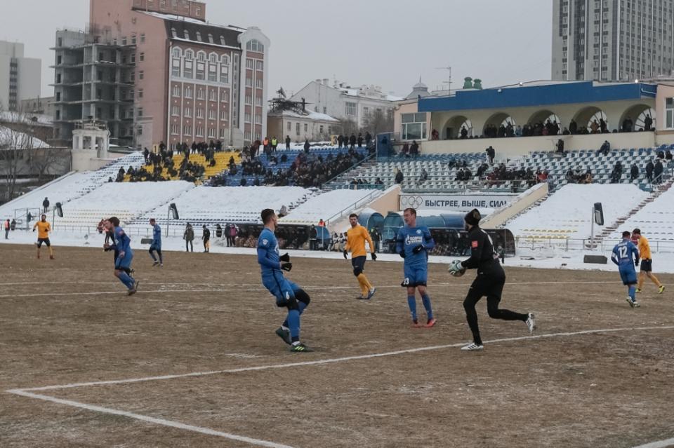 Приморский «Луч» сохранил место в первом дивизионе ФНЛ