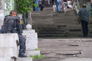 Фото: PRIMPRESS   Для съемок в фильме о Владивостоке ищут двух бомжей