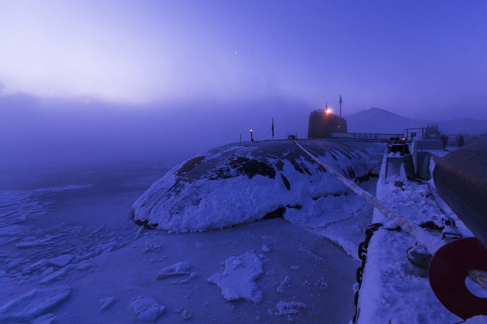 Пять фактов о подводных лодках в Приморье