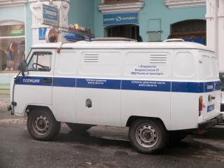 Приморец решил уйти от ответственности, пригрозив полицейским гранатой