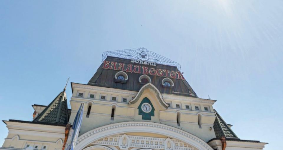 Вокзал Владивостока станет героем французского фильма