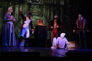 Фото: Екатерина Дымова / PRIMPRESS | Приморский краевой драматический театр молодежи представил репертуар на 16-22 марта