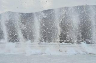 Приморцев предупреждают о неблагоприятной ледовой обстановке