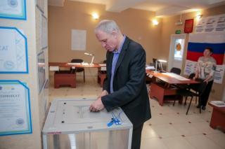 В полдень явка на выборах в Приморье превысила 25 процентов