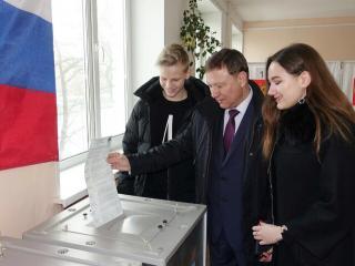 Александр Ролик: «Мы участвуем в выборах, чтобы вместе идти вперед»
