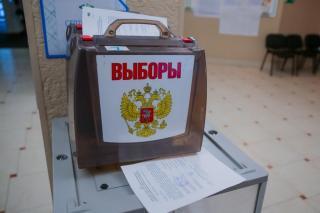 Приморье в день голосования отличилось на всю Россию