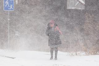 Фото: Татьяна Меель / PRIMPRESS   Озвучены детали прохождения мощного циклона над Приморьем