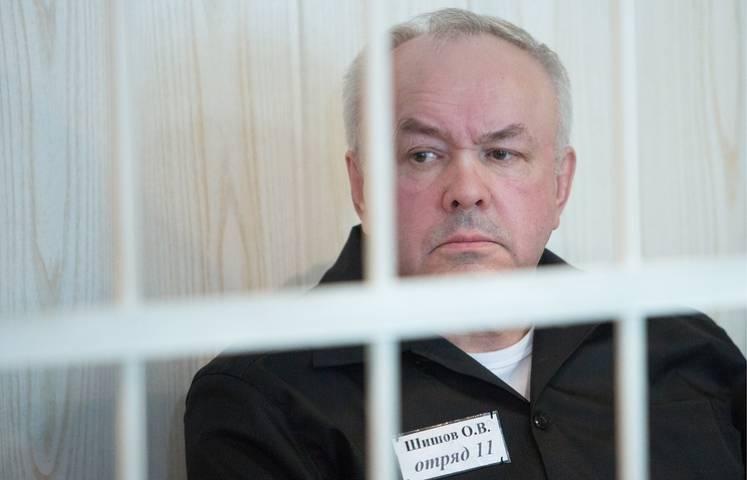 Генпрокуратура небудет обжаловать освобождение Шишова