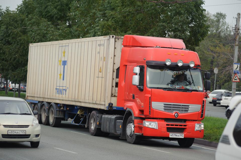 Мужчина с 23-летним водительским стажем погиб при столкновении с большегрузом в Приморье