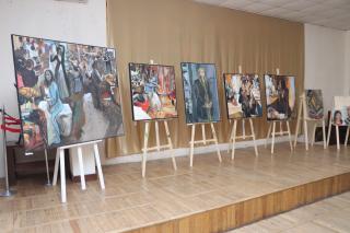 Фото: Екатерина Дымова / PRIMPRESS | Чудесную весеннюю выставку презентовали во Владивостоке