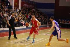 Приморские баскетболисты встретятся с лидерами Суперлиги