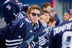 Хоккеист «Адмирала» вызван в молодежную сборную России