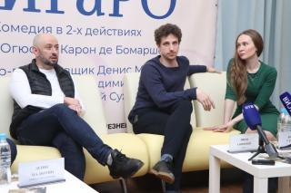 Фото: Екатерина Дымова / PRIMPRESS   Спектакль «Безумный день, или Женитьба Фигаро» покажут во Владивостоке