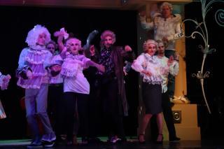 Фото: Екатерина Дымова / PRIMPRESS   «Безумный день, или Женитьба Фигаро»: театр молодежи готовится к премьере