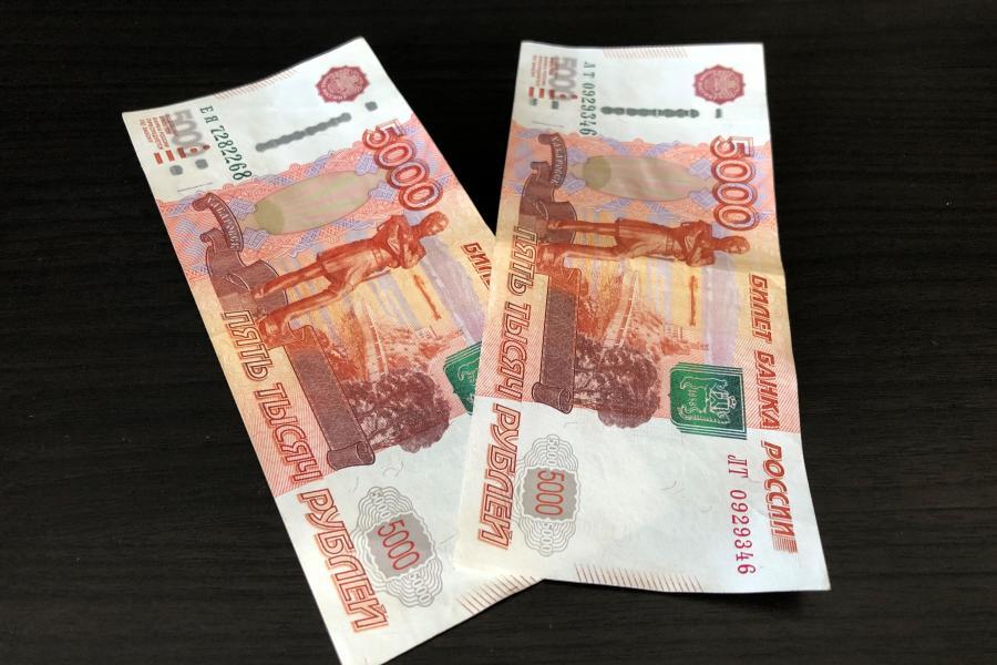 Мишустин может дать старт третьей волне выплат 10 000 рублей от ПФР