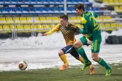 «Луч-Энергия» сыграл вничью с «Зенитом-2» в матче ФНЛ