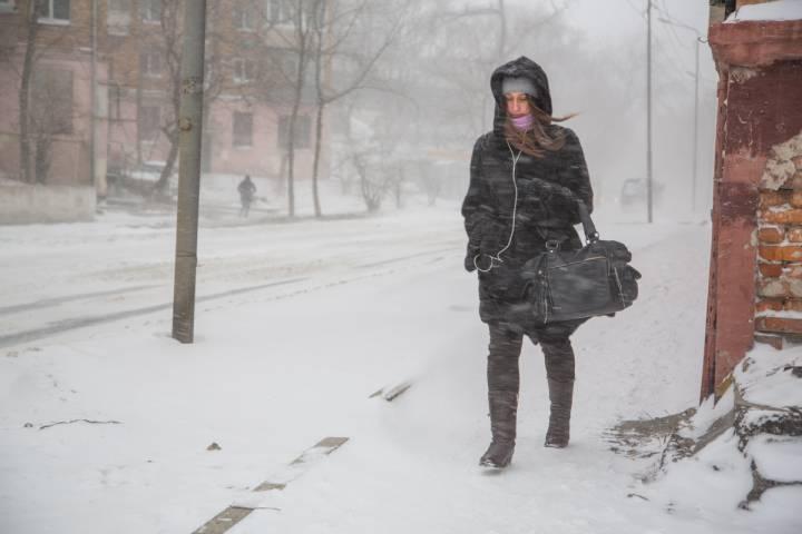Гости Приморья рассказали о своих ощущениях о суровой зиме
