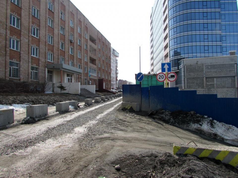 Жители Владивостока устали от стройки элитного дома