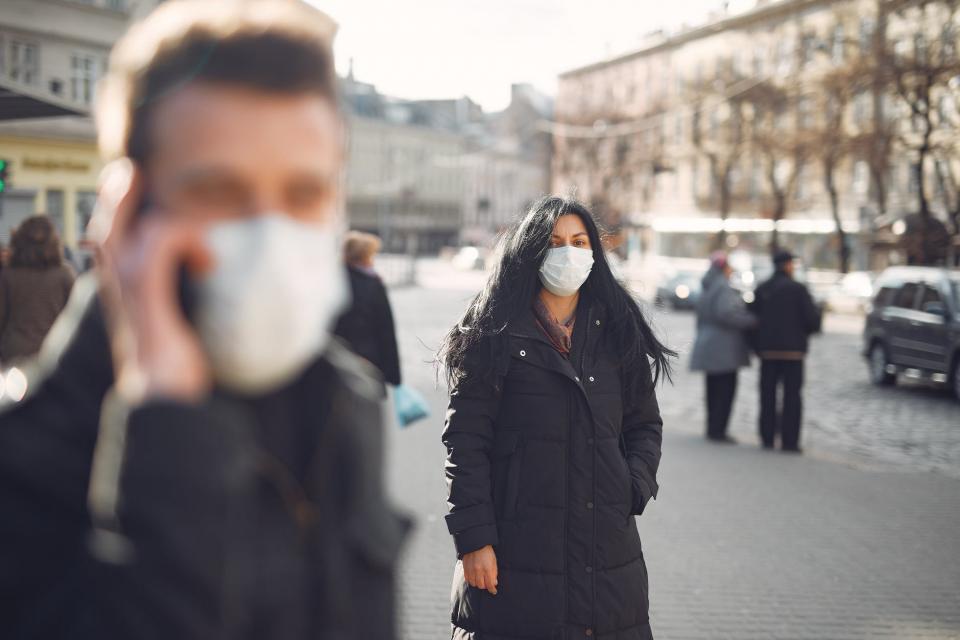 Топ-5 мифов о медицинских масках