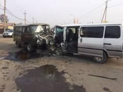 Шесть человек пострадали в ДТП в Уссурийске