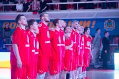 «Спартак-Приморье» вышел вперед в четвертьфинальной серии Суперлиги