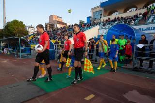 Фото: Татьяна Меель / PRIMPRESS   Профессиональный спорт в Приморье ждут серьезные изменения