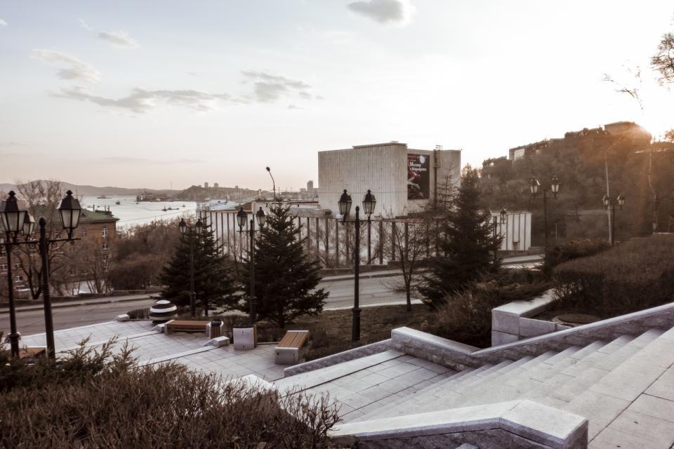 Владивосток и пустота: как выглядит город в период самоизоляции?