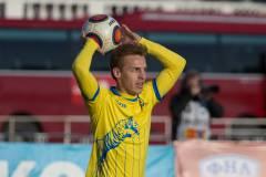 Владивостокский «Луч-Энергия» сыграл с тульским «Арсеналом»