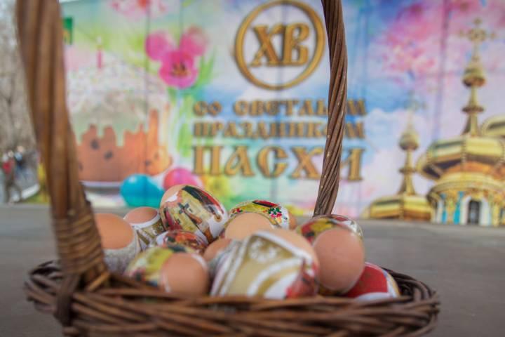 Набор продуктов для Пасхи обойдется приморцам в среднем в 600 рублей