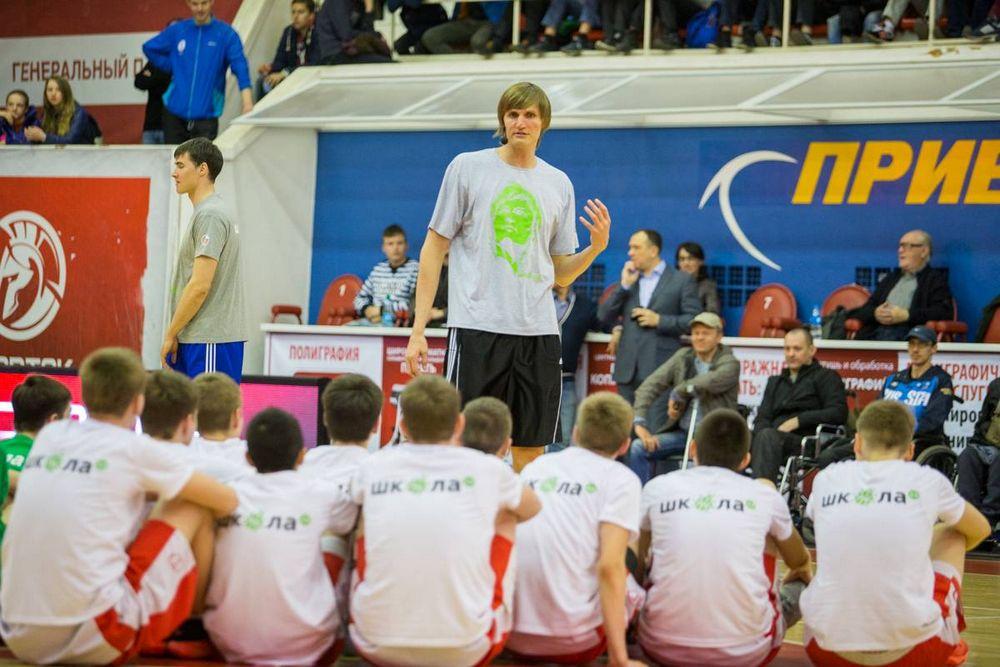 Андрей Кириленко: «Рост для баскетболиста — не главное»