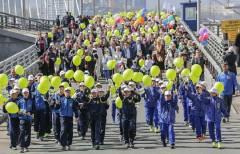 Более 35 тысяч приморцев примут участие в демонстрации в Праздник весны и труда