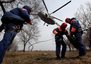 Фото: 25.mchs.gov.ru | Пока безрезультатно: в Приморье более недели ищут пропавшего пенсионера
