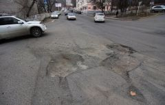 Состоянием автодорог во Владивостоке заинтересовалась прокуратура
