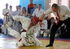 Юные спортсмены Владивостока посоревнуются в борьбе