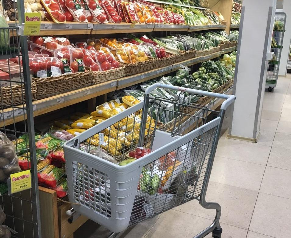 Названы продукты, подорожавшие в марте в Приморье