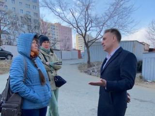 Фото: zspk.gov.ru | Жители одного из районов Владивостока обратились к парламентарию за помощью