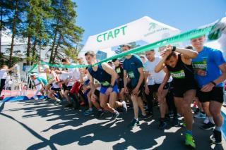 Фото: Сбер   Регистрация на ежегодный «Зеленый марафон» Сбера открыта