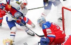 Голкипер «Адмирала» одержал победу в составе сборной России